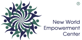 new world empowerment center logo